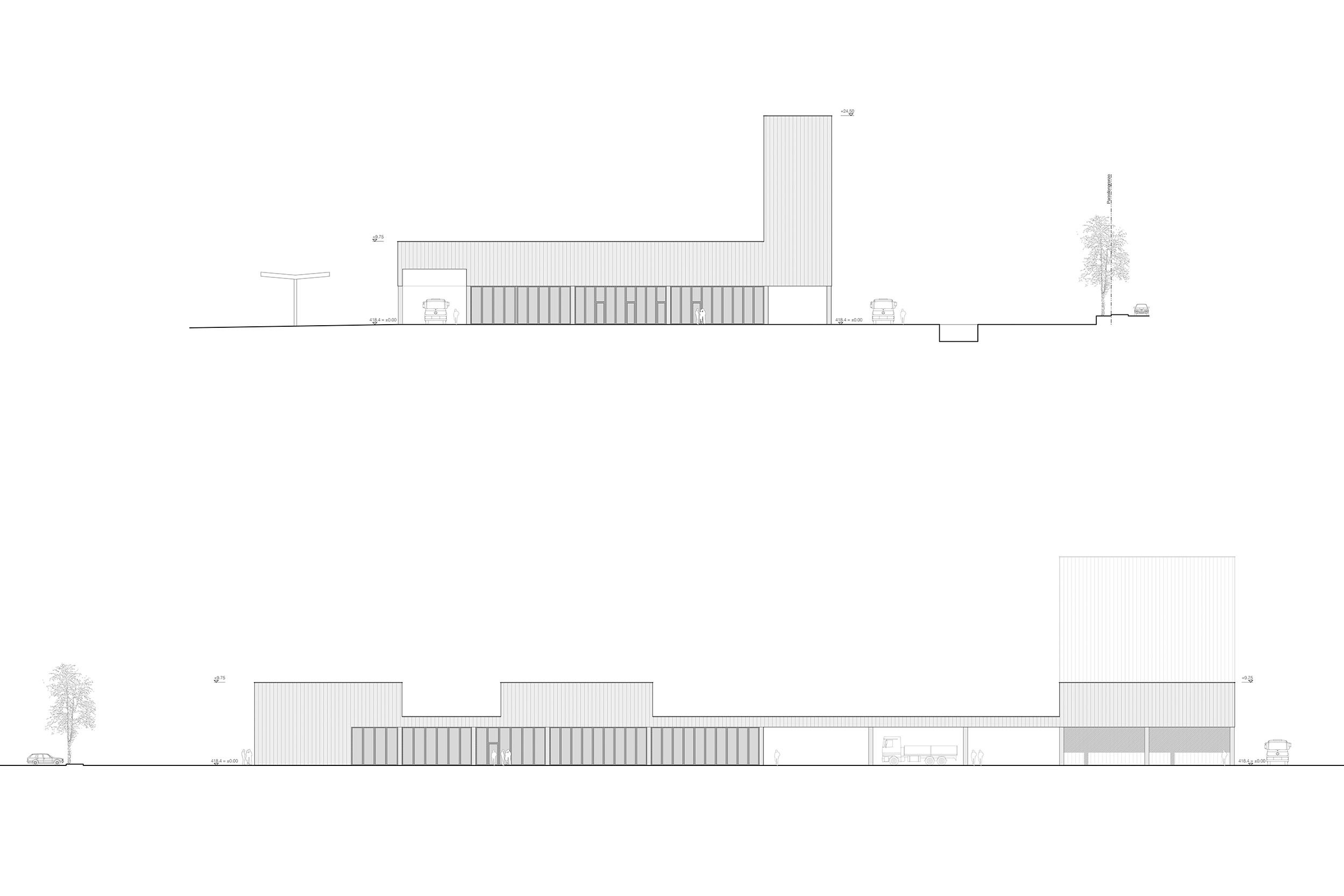 Neubau Werkhof Bülach