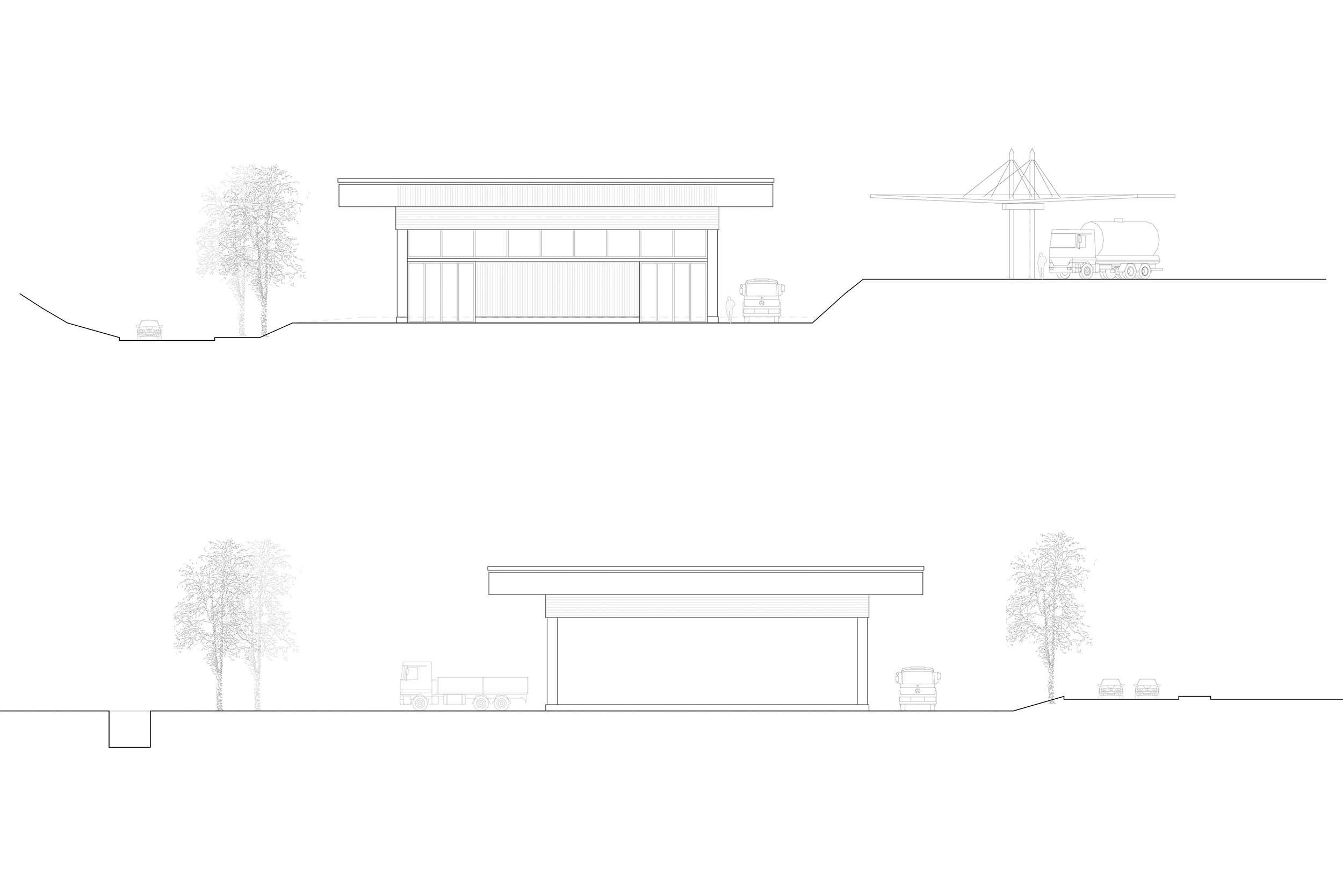 Neubau Werkhof Sissach