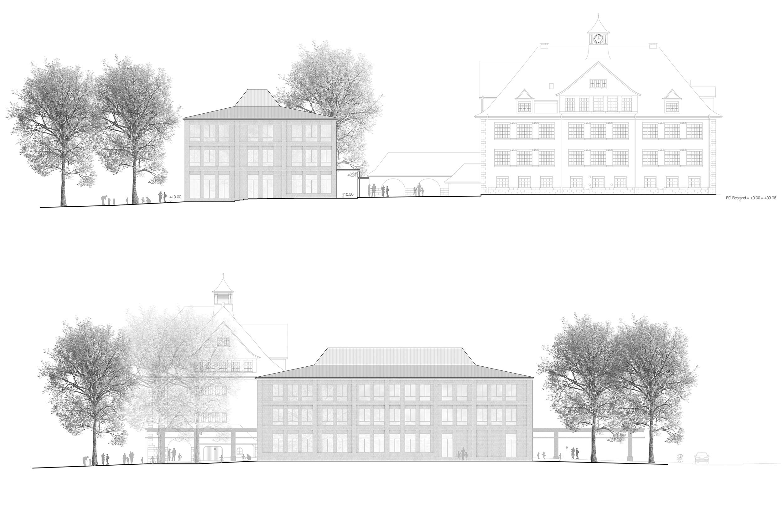 Ersatzneubau Schulhaus Zentrum