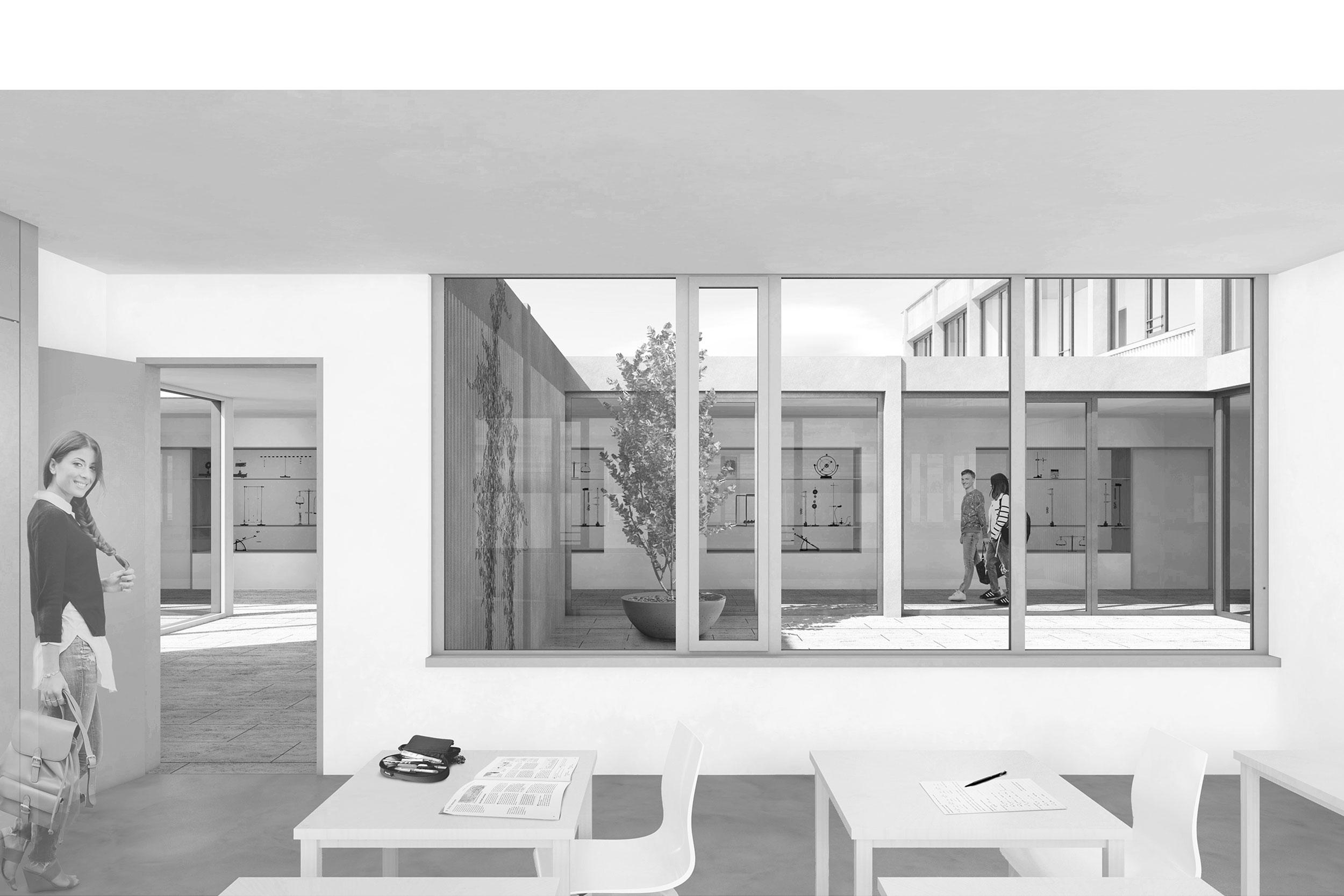 Erweiterungsneubau für die Kantonsschule Limmattal