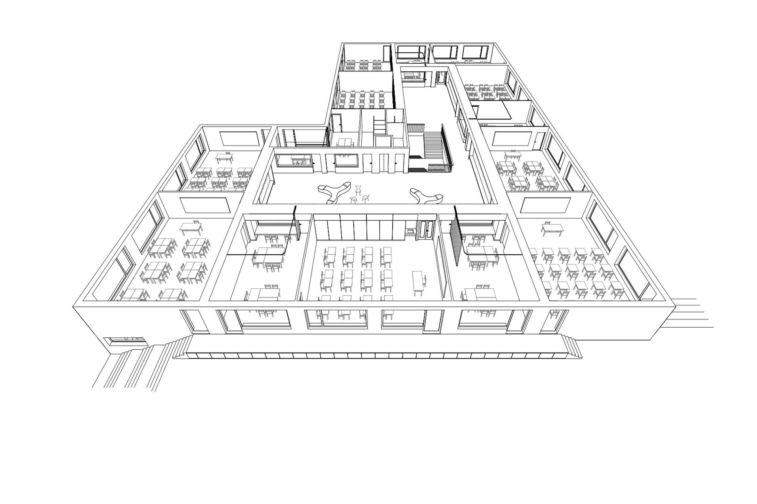 Ergänzungsneubau Schulhaus Port